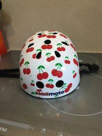 Kiddo Motto cycle helmet