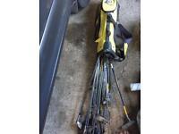 Dunlop golf kit