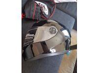 Duchinni Motorbike & Scooters Crash Helmet brand new