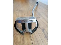 Odyssey Works 2 Ball Fang Putter