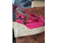 New look wedegs size 6