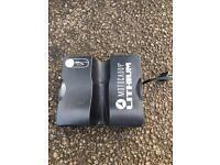 Motocaddy 18 hole LITHUIM battery