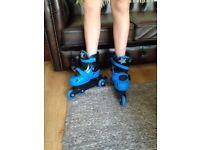Child roller blades