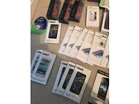 Phone accessories joblot