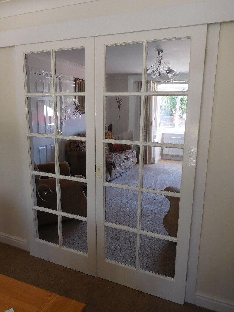 premium selection 63a72 599cd Internal Glazed French Doors (Derby) | in Oakwood, Derbyshire | Gumtree