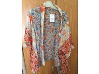Girls Kimono Shirt