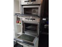 Miele Built-In Oven and Microwave Combo Oven