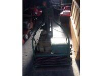 Atco lawn mower spares/repairs