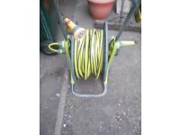 Like new garden hose for all your watering needs