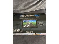 Truckmate Pro sat nav for truck and commercial vehicles