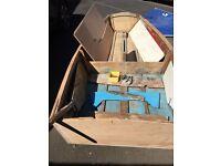 Wooden Optimist Sailing Dinghy (Restoration Project)