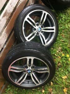Tires and rims 235/55/17. 225/45/17  245/55t/18
