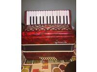 Baile accordian