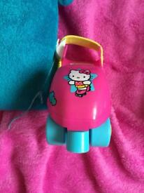 Hello Kitty Roller Skates