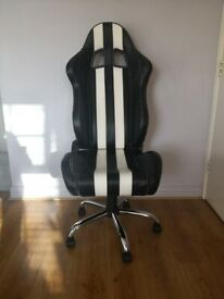 High Quality Muscle Car Style Gaming Chair