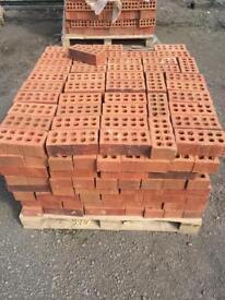 bricks red and buff