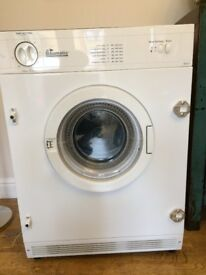 Beaumatic, integrated, vented tumble dryer.