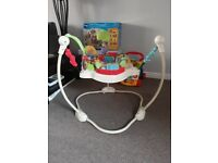 Fisher Price Baby Jumperoo Activity Gym