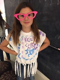 Funfashionistas sewing and fashion parties for kids