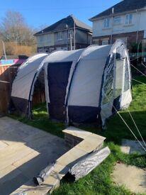 Campervan/motorhome awning