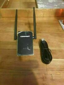 Comfast CF-WR302S 300Mbps Wireless-N Router good conditon and fully working