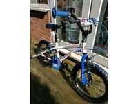 Stunt King bike