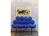 Reproduction Iconic Marshmallow Sofa Designed by George Nelson