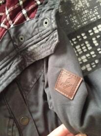 Small hollister winter coat £15
