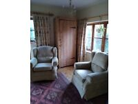 For sale 2 Multi-York Arm Chairs.