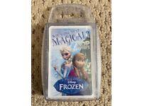 Frozen Top Trumps (original packaging)