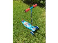 Kids Thomas the Tank Engine Scooter
