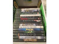 16 Xbox original games (retro)