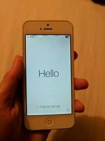 Iphone 5 unlocked 16gn