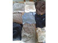 Maternity clothes bundle (size 8/10)