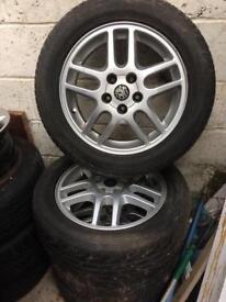 Sri alloy wheels