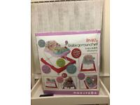 RedKite baby Walker with play tray. Only £25