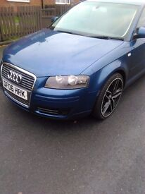 Audi 06 2.0TDI 107461 miles call for more info
