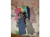 Girls clothes bundle 6-7