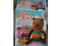 Easy Knit - Bear Kit