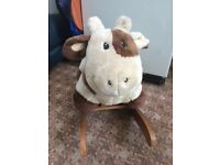 Milly Moo Rocker - Used but in good condition apart from sound doesn't always work. Good Rocker.