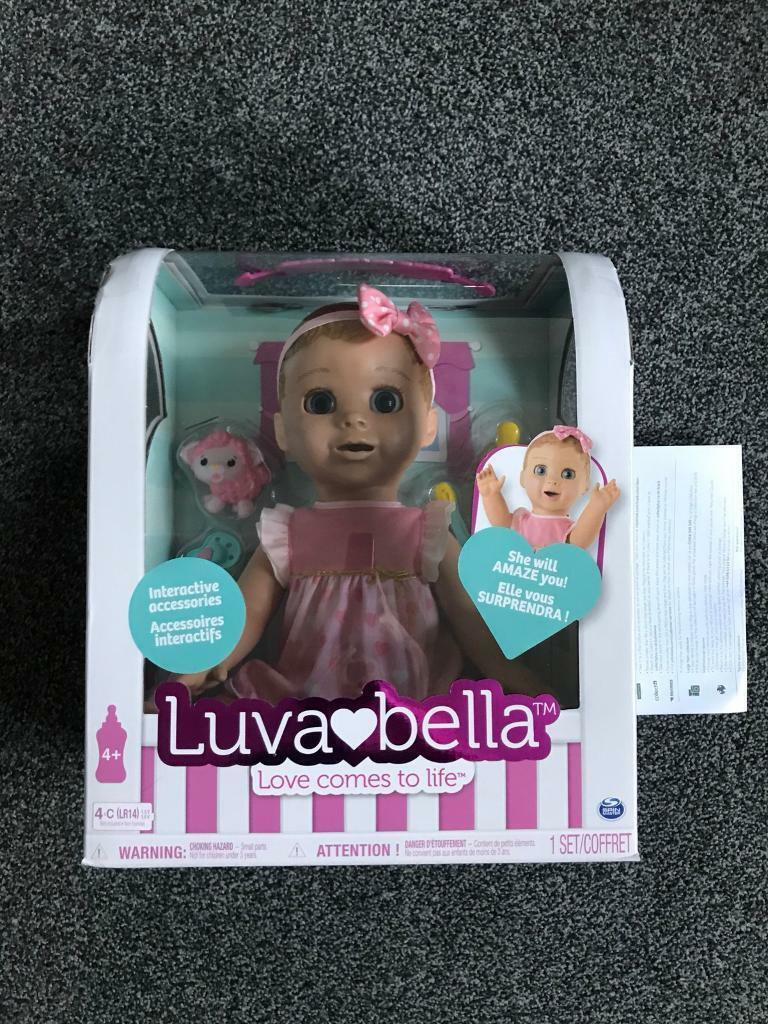 Luvabella Toy Doll Brand New Sold Out