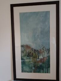 SCARBOROUGH MORNING (2001) - Landscape Painting