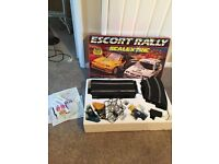 Oringial scalextric Escort Rally
