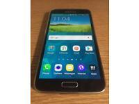 Black Samsung S5 ( Unlocked, delivery, more phones)
