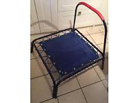 Children's small trampoline