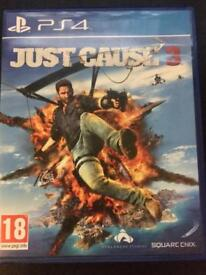 Just Cause 3. PS4.