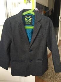 Next boys blazer style jacket age 4-5, excellent condition