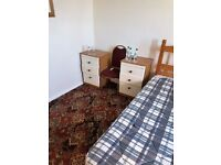 single wardrobes and bedside cabinets. Large quanity of used items