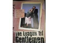Signed League of Gentlemen book