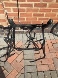 Bike rack - easy to fit